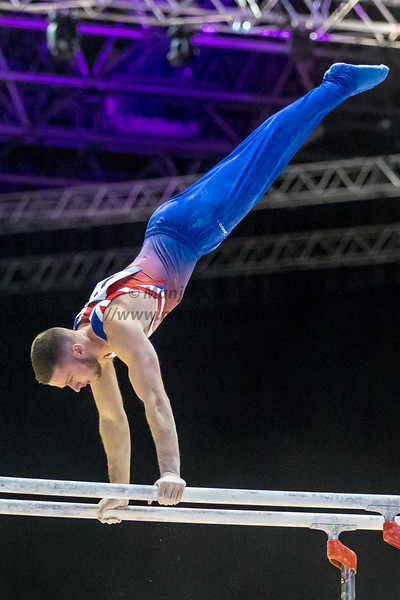 Mens World Cup Gymnastics 21-03-2018