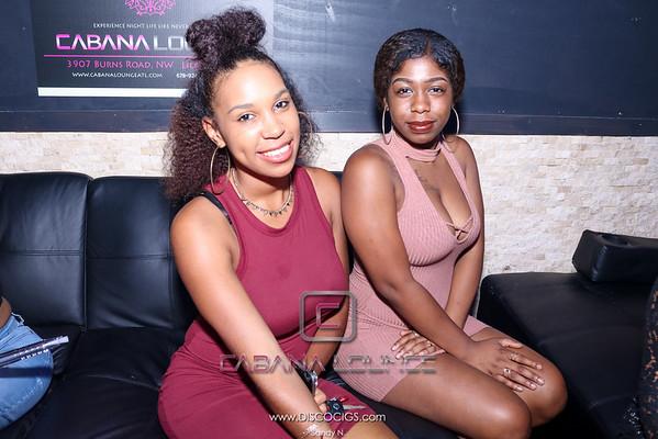 Cabana Lounge Saturdays | 9-10-16
