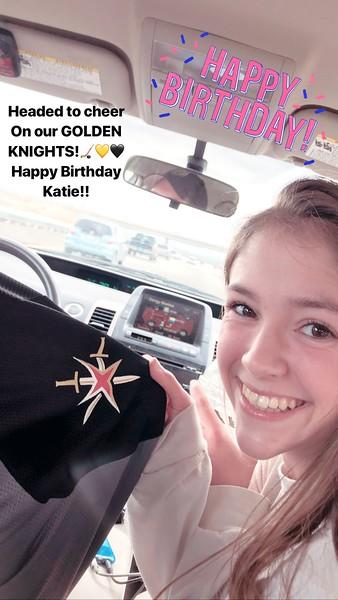 Katie's 15th Birthday