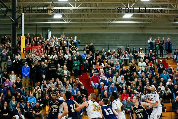Nauset B V Basketball v Foxboro MIAA 3_1_17