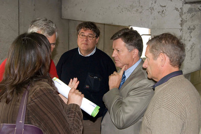 Bij Cohesis bezochten we de zaaizaad bewerkingslijn waar 25.000 ton zaaizaad wordt verwerkt.