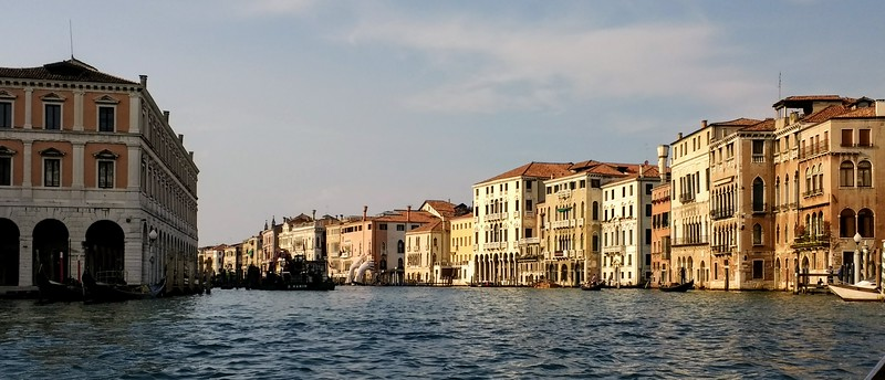 view of buildings surrounding venice waterway