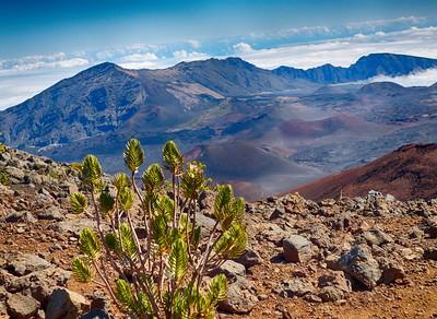 Sliding Sands Trail; Haleakalā Hiking