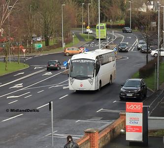 Portlaoise (Bus), 08-02-2018