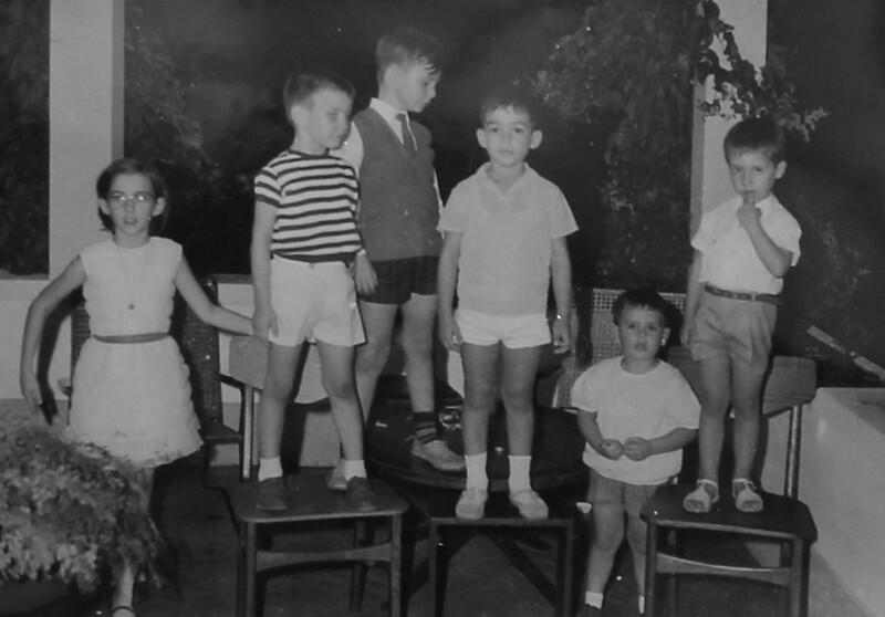 Dundo em 1967-8 -casa do Dr. Monforte