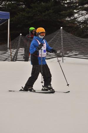 12 Beginner Skiing