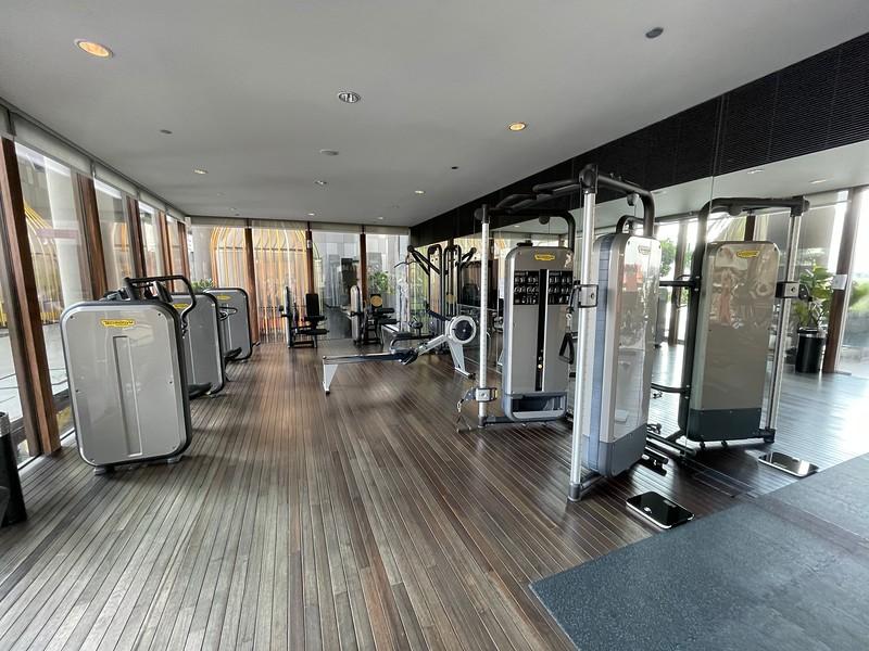PARKROYAL Pickering Gym