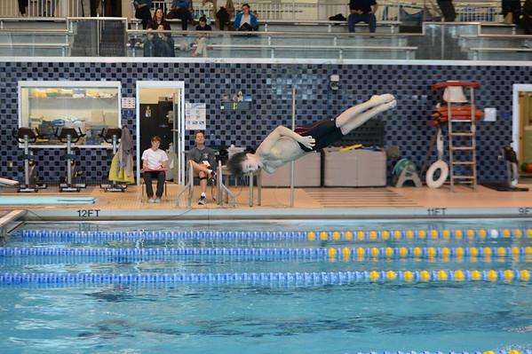 2017 Loyola Swimming - 01-13-2017
