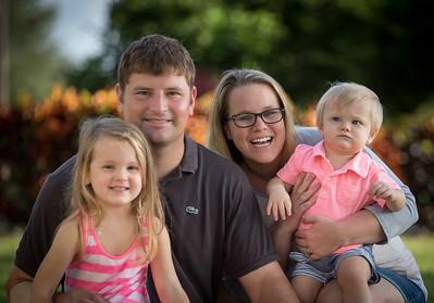 Cara and Family shoot