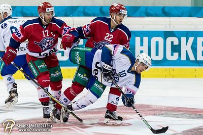 Swiss Ice Hockey Cup 1/4 Final: SC Rapperswil-Jona Lakers - EV Zug