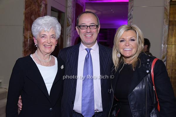 Vivien Malloy,Piero Pozzi,  Marilyn Chinitz  photo by Rob Rich/SocietyAllure.com © 2014 robwayne1@aol.com 516-676-3939