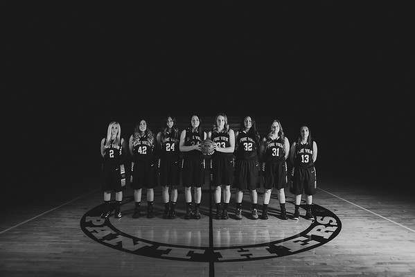 PVHS Girls BB 2015