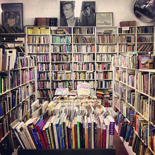 Our dream living room. Or, Book Dealers of Melville, Johannesburg #sendfoodimnotleaving