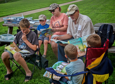 Grow La Crosse Bug Hunt with kids
