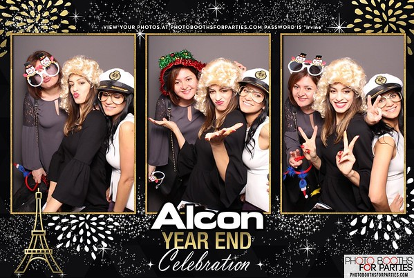 ALCON end year celebration 2018 (Right Booth)