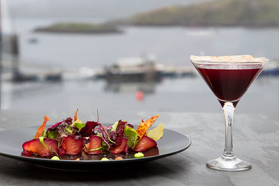 North Harbour Bistro - Scalpay
