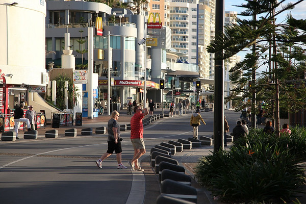 Gold Coast Marathon 7th July 2013