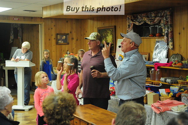 Crow River Lutheran auction 10-12