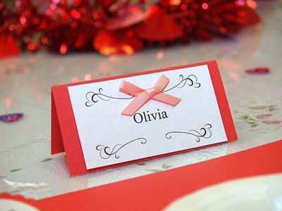 Olivia's Dollhouse Valentine's Day