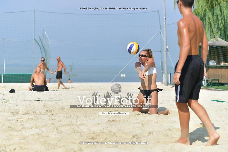 presso Zocco Beach PERUGIA , 25 agosto 2018 - Foto di Michele Benda per VolleyFoto [Riferimento file: 2018-08-25/ND5_8533]