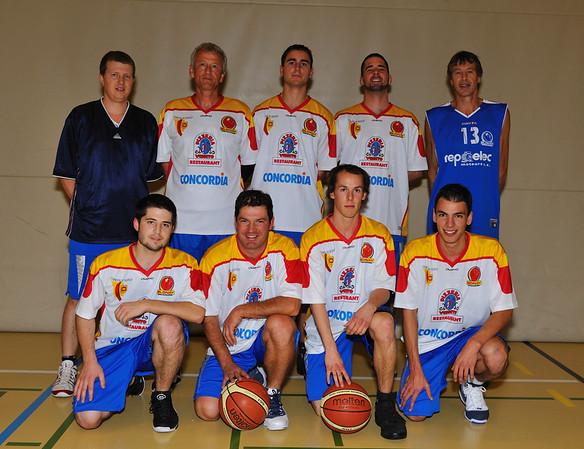 Saison 2010 - 2011