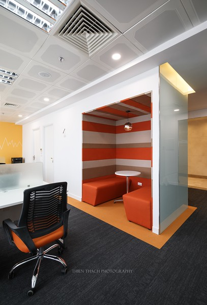 Becton Dickinson Office - by Apes Design