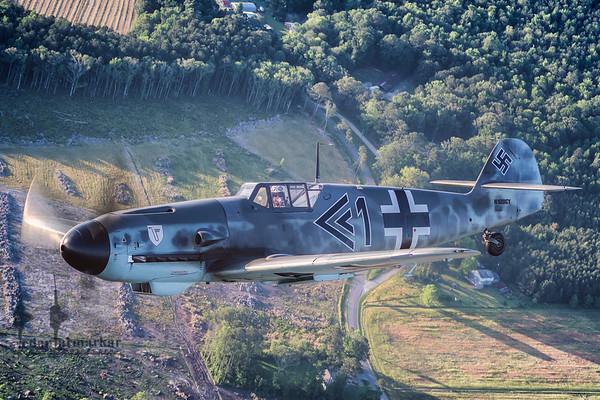Military Aviation Museum Air2Air Shoot