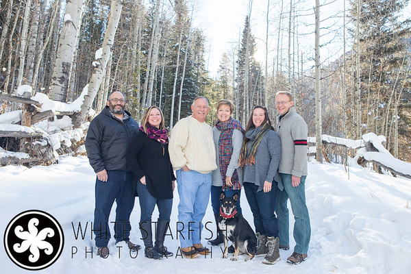 Edwards Family Photos - Lake Creek - Cowell