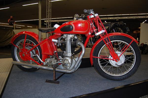 Dortmund Germany Motorräder Vintage & Classic Motorcycle Show, 2008