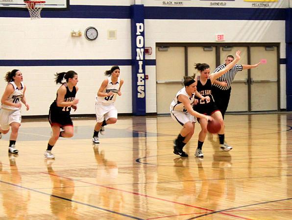 Monticello Girls Basketball