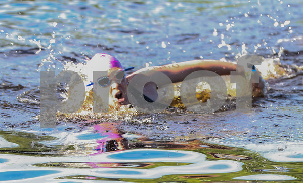 Swim Photos - Finish