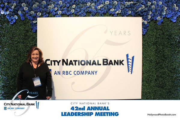 City National Bank's 42nd Annual Leadership Meeting - 12/8/2018