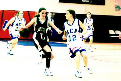 Middle School Basketball 2008