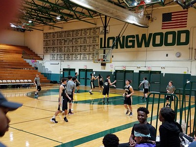 20170207 Longwood Basketball