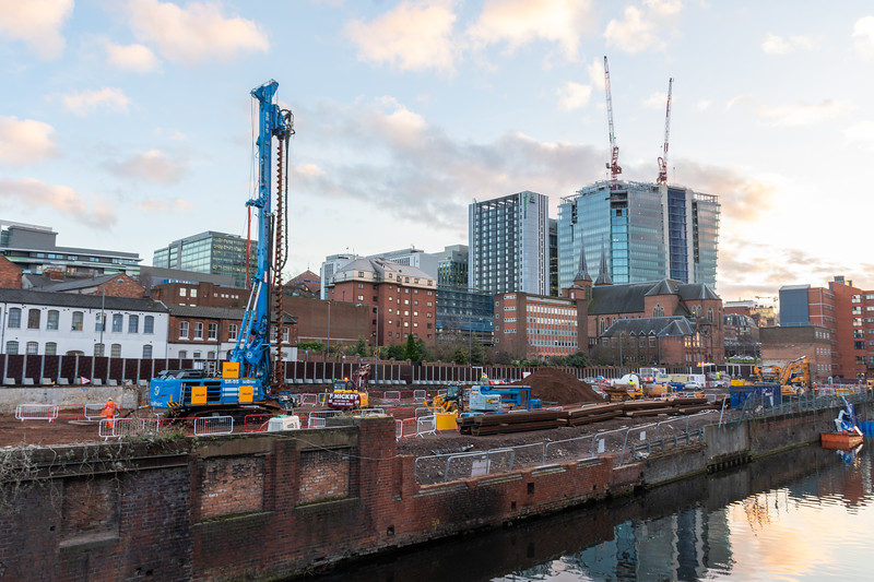 Snow Hill Wharf redevelopment