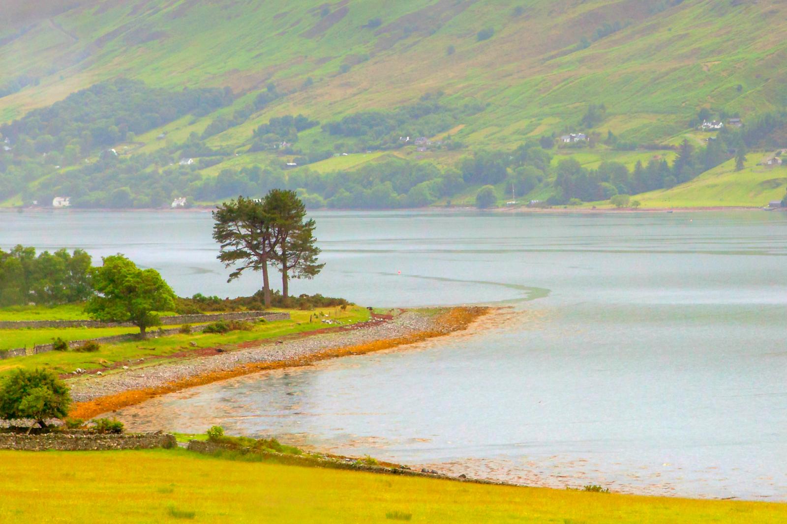 苏格兰美景,美景如画