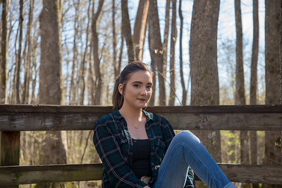 {2018 Senior} Katie Rogers