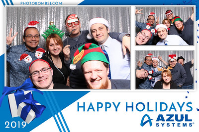 Azul Systems Holiday Party