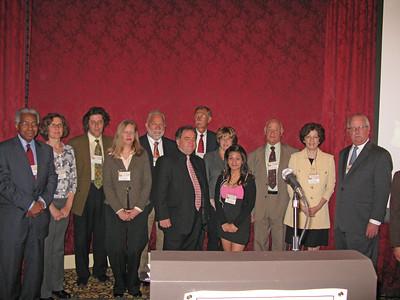 2012 Metcalf Awards