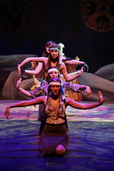 Pocahontas, cast A
