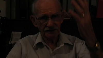Victor speaks about Bonhoeffer