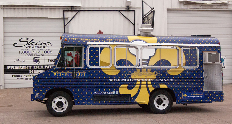 MPCC French Inspired Foodtruck