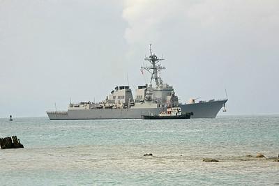 USS Lassen 2-19-2010