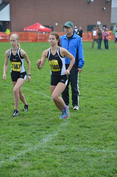 2012-10-06 Woods Trail Run Girls 3
