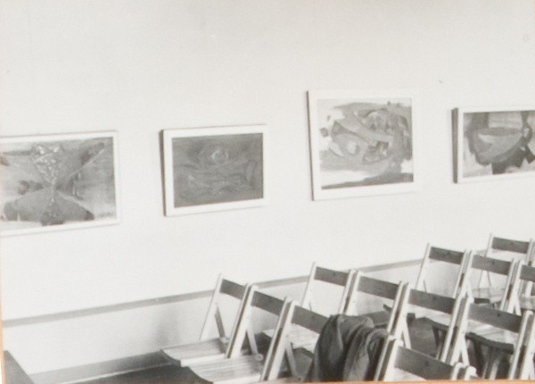Exhibition-Kassel Amerika Haus Aug-Sept-1951