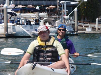 Kayaing 6-7-09