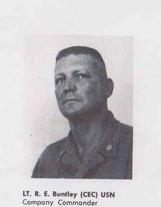 LTcdr Ronald Buntley...NMCB-3