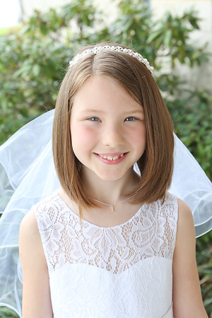 Rylee's First Communion