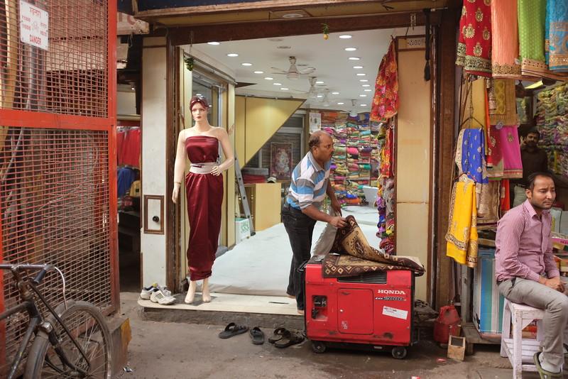 The Textile Merchant