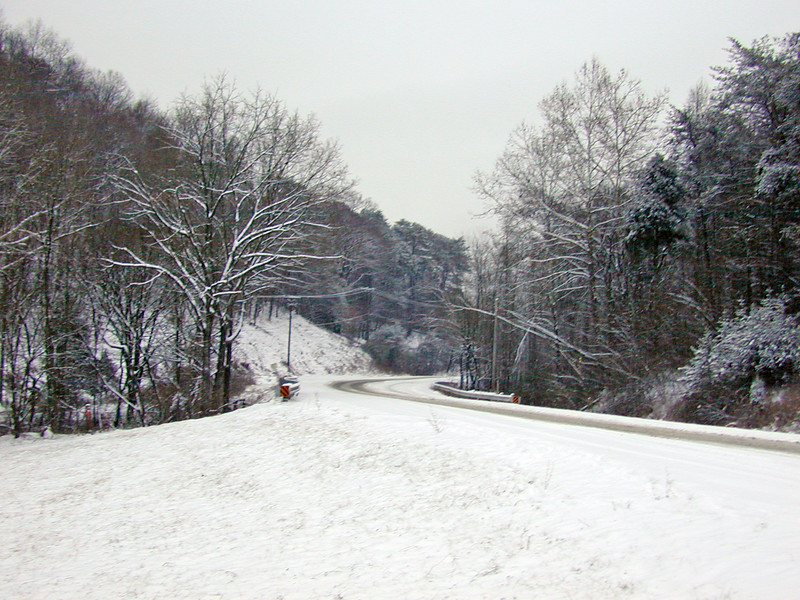 Cheneworth Gap, Tennessee